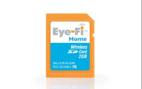 ipi sapı olmayan Eye-Fi (Wi-Fi SD memory card)