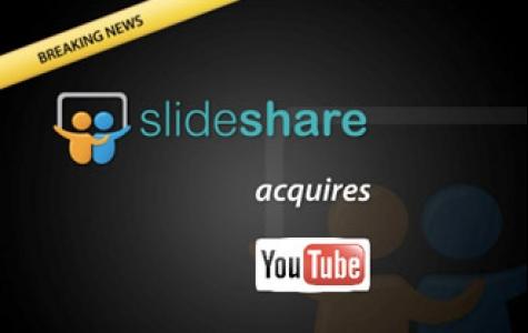 SlideShare sunumlarına artık YouTube videosu ekleniyor!