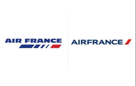 Air France de Logosunu Değiştirdi