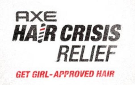 Axe – saçlarının iyi olduğuna emin misin?
