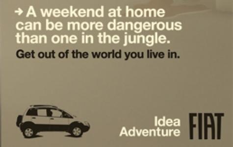 Fiat – Idea Adventure