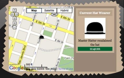 hat game // gps'li şapkayı ele geçirmece oyunu