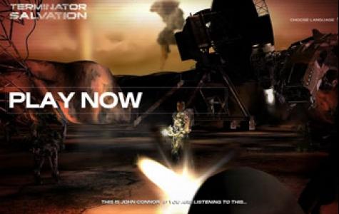 Terminator Salvation pek çoklu oyun!