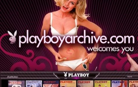 Playboy Arşivi İnternette!