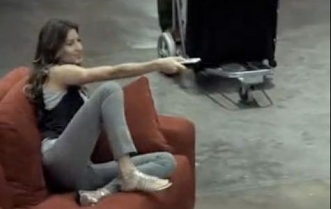 Gisele, kanlı canlı tv izler! (SKY HDTV)