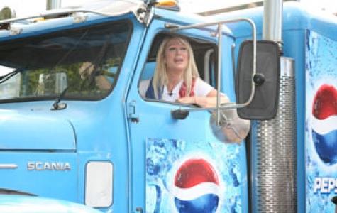Seda Sayan'lı yeni Pepsi reklam filmi!