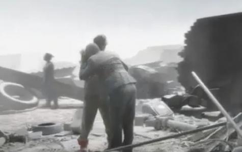 Red Cross – l'Homme est fait pour rester debout