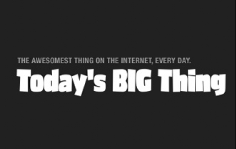 Today's Big Thing