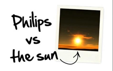 Philips vs Güneş