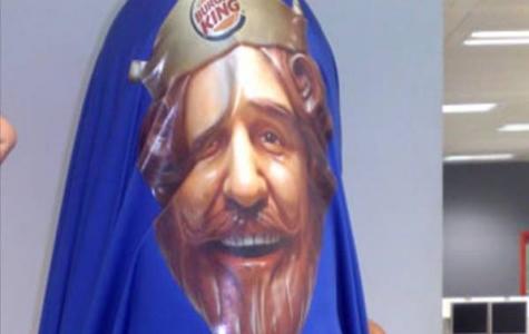 Burger King // Gol Kralı