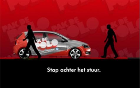Volkswagen: Pak de Polo // durdur arabayı, kap arabayı