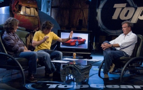 Top Gear Otomobil Reklamı Yaparsa