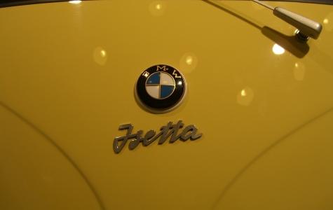 BMW'den Yepyeni Bir Marka: i-Setta
