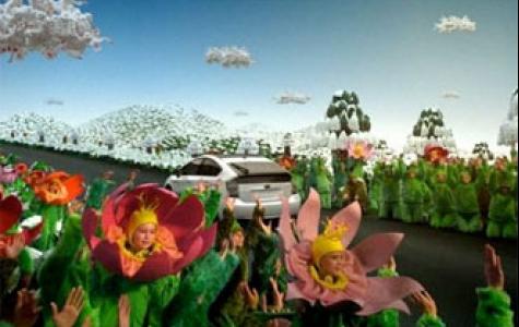 Toyota Prius Harmony (insancıl reklamlar)