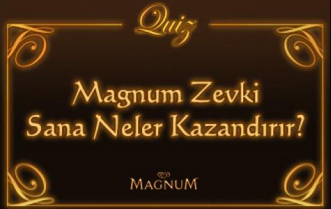 Magnum Zevki Sana Neler Kazandırır? – ADVERTORIAL