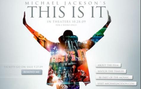 Michael Jackson, This Is It belgeseli Ekim'de sinemalarda…