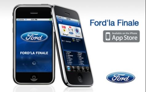 """""""Ford'la Finale"""" uygulaması ile Şampiyonlar Ligi elinizin altında"""