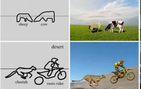 PhotoSketch Internet Montajı: Çizin, o yapsın
