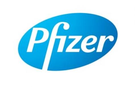 """Pfizer logosunda """"serif"""" değişikliği"""