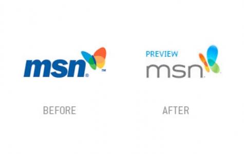 MSN logo ve site tasarımını güncelliyor