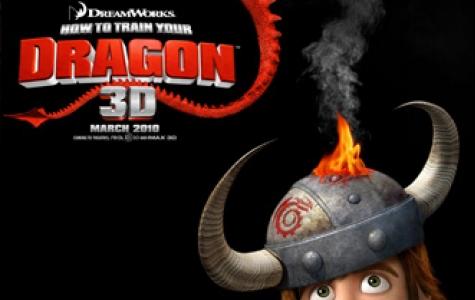 "Dreamworks'den yeni animasyon ""How to Train Your Dragon"""