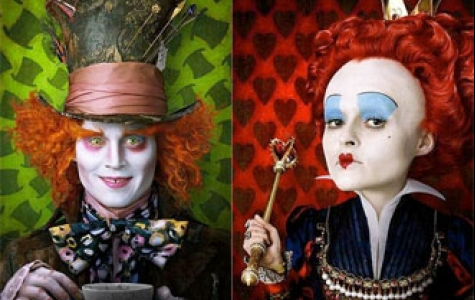 Alice In Wonderland // Tim Burton