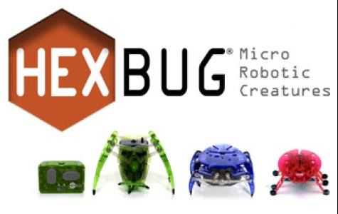 HEXBUG – mikro robotik yaratıklar