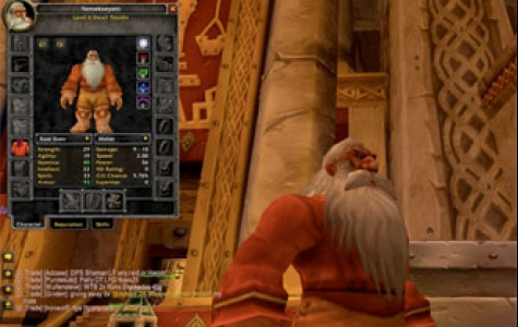 Hizmette sınır yok: yemeksepeti, World of Warcraft'ta