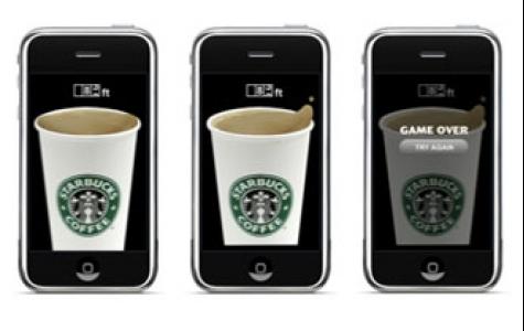 bedava Starbucks kahve içirten iPhone uygulaması