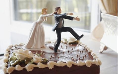 Debenhams'dan 'tebrikler, boşanıyoruz' hediye listesi