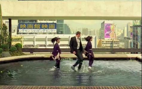 Lipton IceTea – Hugh Jackman'lı Tokyo Dance Hall Hotel