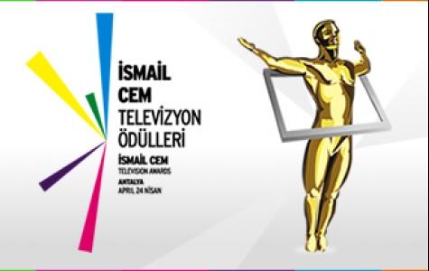 Türkiye'nin EMMY'si  İsmail Cem Televizyon Ödülleri 24 Nisan