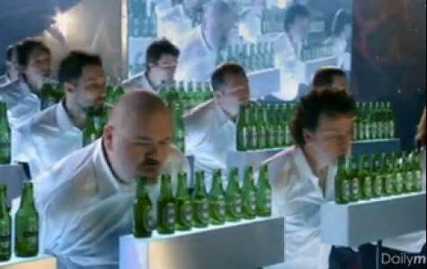 Heineken – Yetenekli Erkekler televizyon şovu