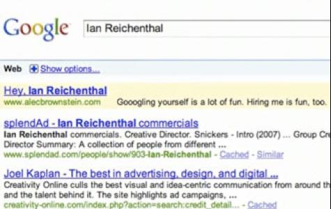 6$'a Google'da reklam vererek iş bulan Alec Brownstein
