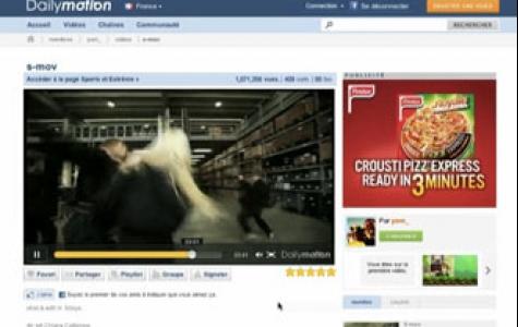 Findus – Dailymotion'da donmuş gıda reklamı