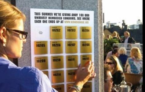 Stockholm'deki 100.000 prezervatifin hikayesi…