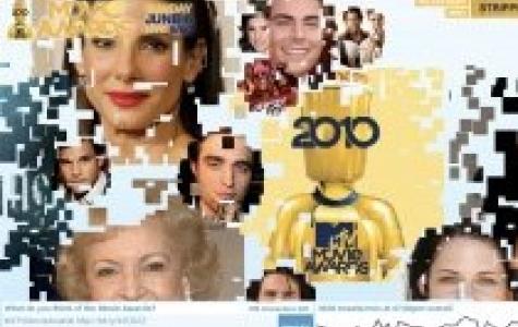2010 MTV Movie Awards – Twitter Takibi