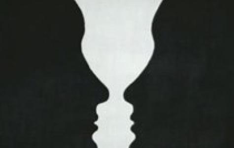 Skip: beyaz & siyah