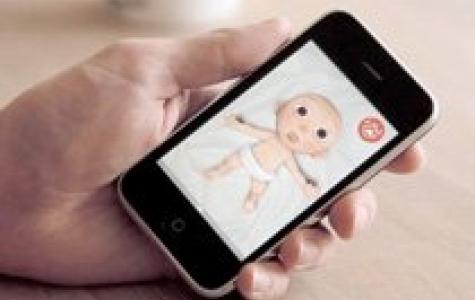 Durex'ten 'hadi bakalım, sıkıysa kullanma' bebek uygulaması
