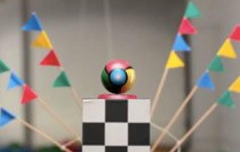 Google Chrome Fastball, YouTube hız yarışması!