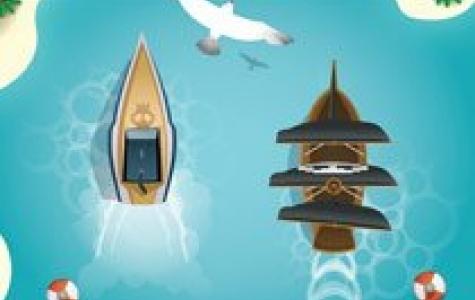 Pirata Boat Race – adamı şaklaban yapan iPhone oyunu