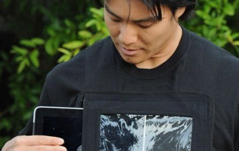 Yeni ayaklı mecra: iPad Syte Shirt