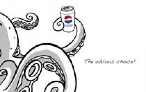Ahtapot Paul, Pepsi'yi seçti…