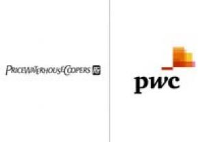 PricewaterhouseCoopers'un adı kısalıp PwC olmuş