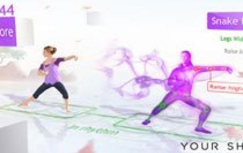 Your Shape: Fitness Evolved – Xbox Kinect ile formda kalmak