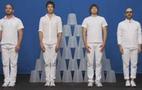 OK Go – White Knuckles klibinde IKEA ürünleri…