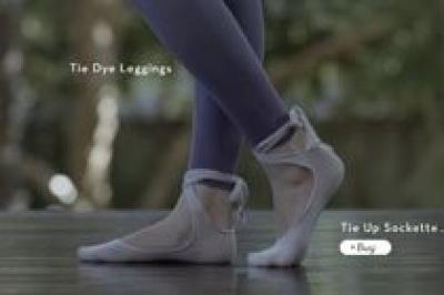 Tabio – müzikli danslı çorap sitesi