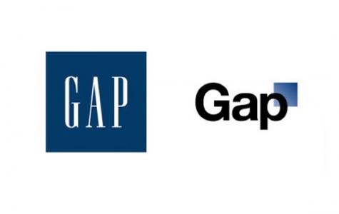 GAP logo değişiminden vazgeçti…