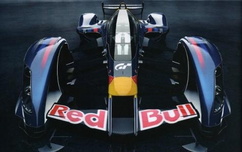 Gran Turismo 5 ve Red Bull X1 Prototipi