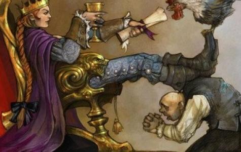 Fable III Kingmaker – Xbox mekan bazlı proje